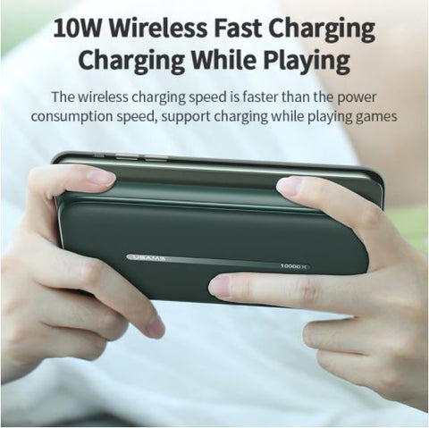 Portable Wireless Suction Cup Qi Charger
