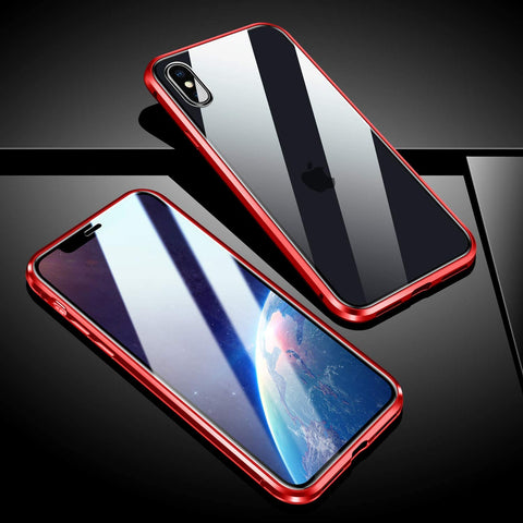 Tinted Privacy iPhone Protector Glass Case for iPhones