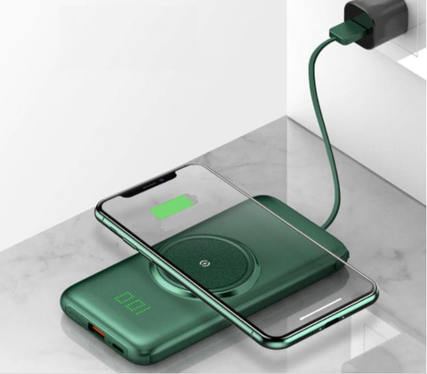Best Multifunctional Wireless Built-In Cables Power Bank