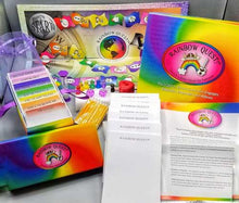 Load image into Gallery viewer, Rainbow Quest! Game (Free Expedited Domestic Shipping Included)