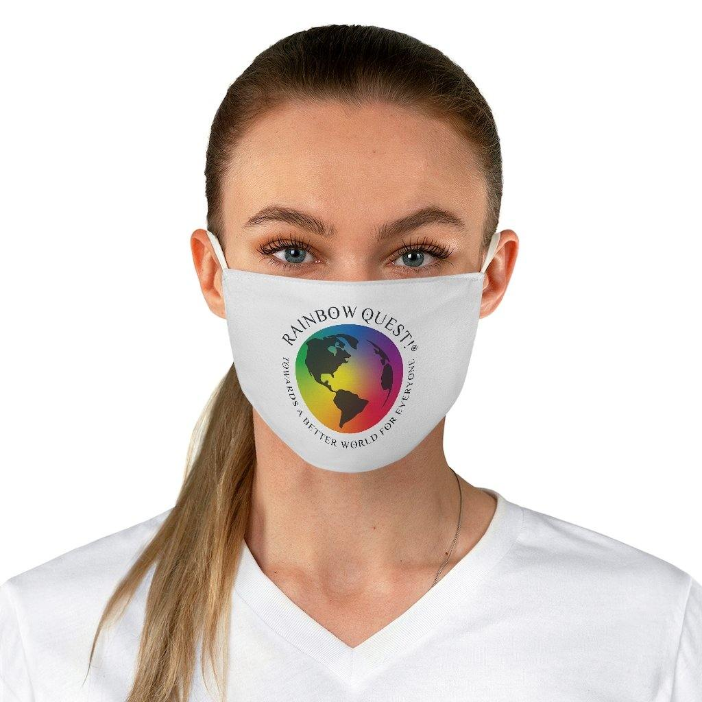 Rainbow Quest! Better World Game Mask