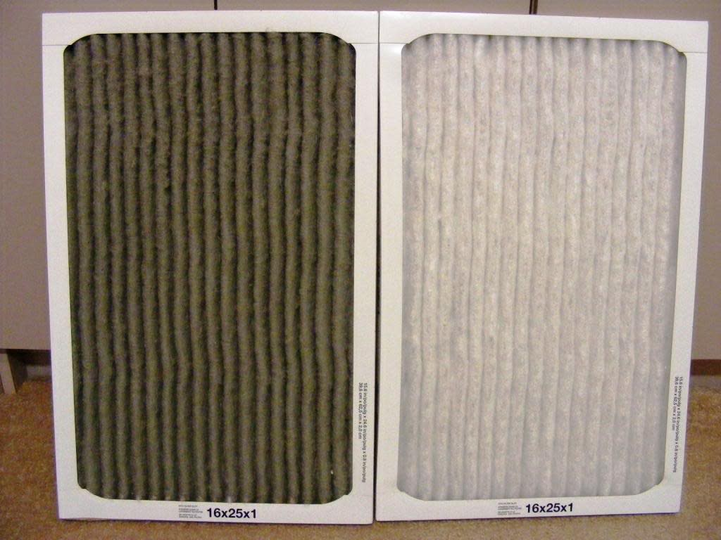 HVAC Filters for Household Dust