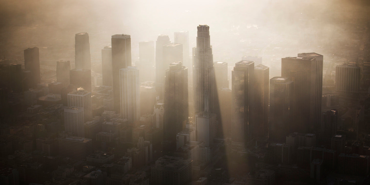 air pollution in los angeles