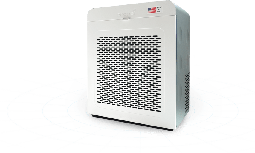 Oransi EJ120 air cleaner for smoke removal