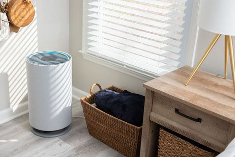 mod jr. HEPA air purifier