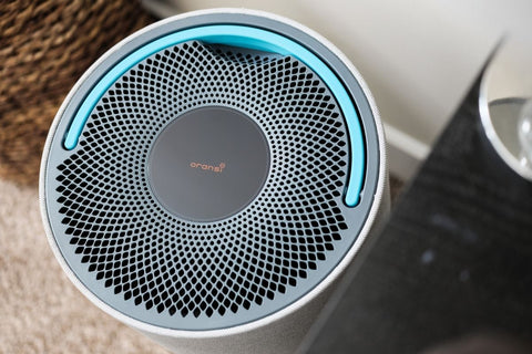 mod jr HEPA air purifier