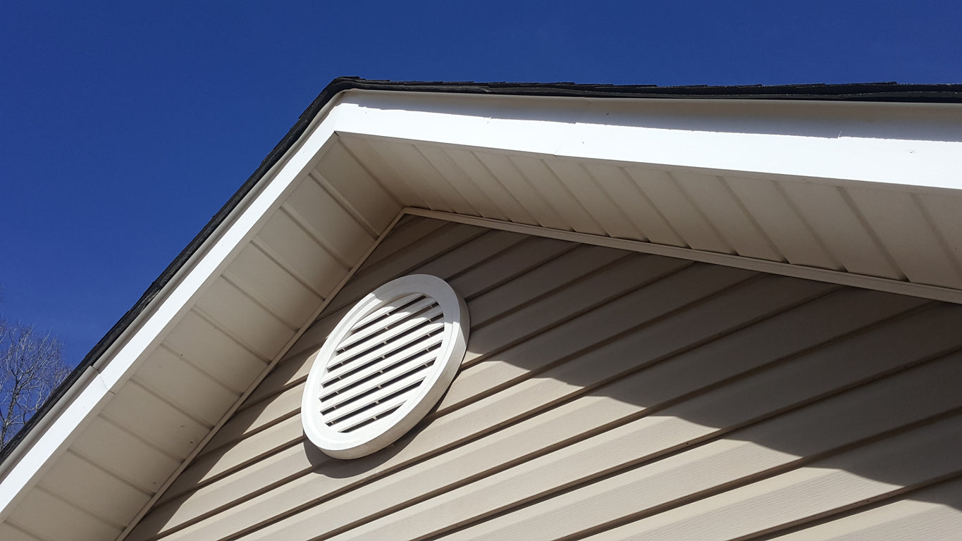attic vent in home