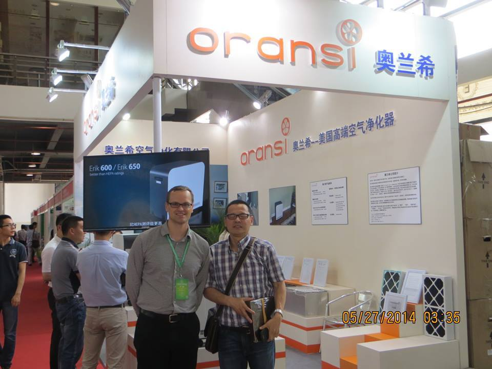 Air Purifiers Oransi China 5