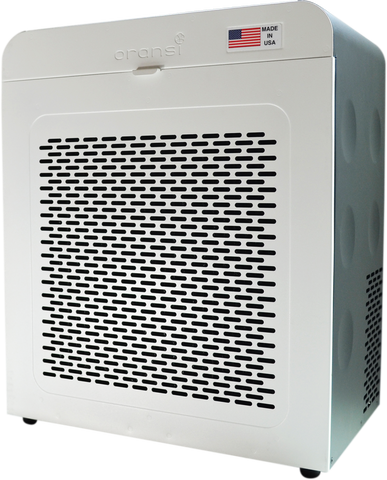 EJ120 Air Purifier with Carbon & HEPA Filter - Air Purifier