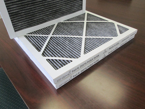 EJ Pleated Carbon Filter