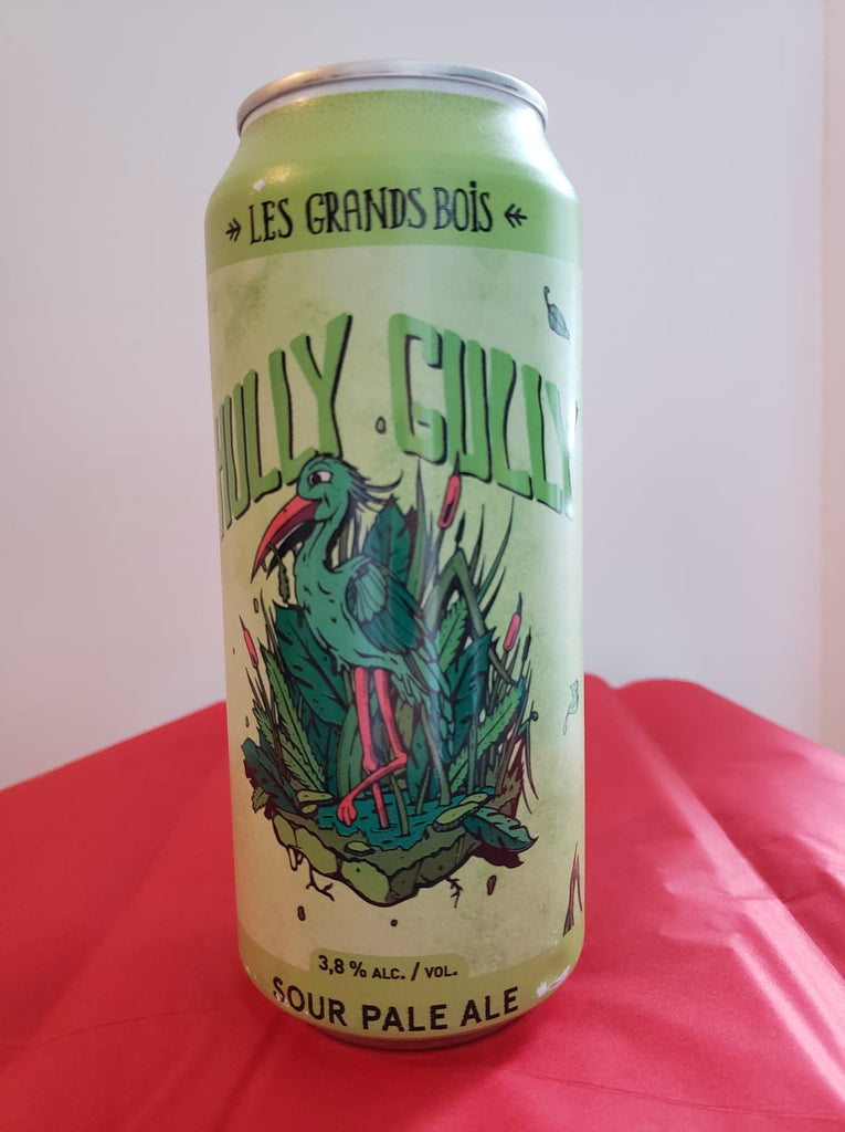 Hully Gully Sour Pale Ale 3.8% 473ml