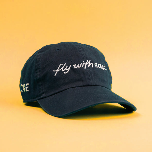 Fly With Ease Hat Navy