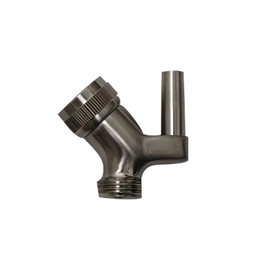 Showerhaus Brass Swivel Hand Spray Connector for Use with Mount Model WH172A