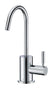 Point of Use Cold Water Drinking Faucet with Gooseneck Swivel Spout