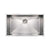 "32"" Noah's Collection Brushed stainless steel commercial single bowl undermount sink"