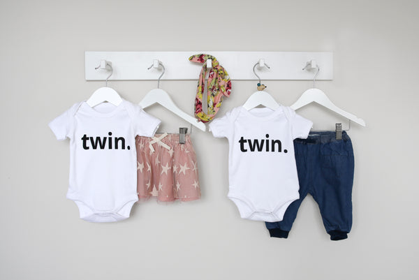 Twin Baby Grows
