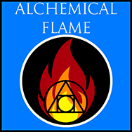 alchemical flame
