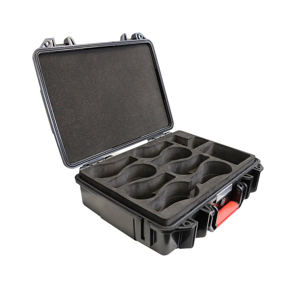 NYX Bulb Transportation Case and foam insert only.