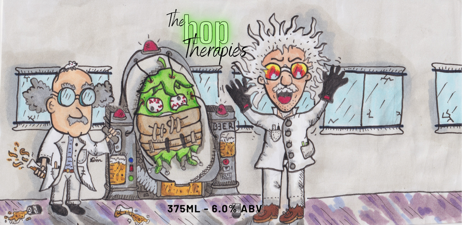The Hop Therapy Series - Session #1 - Citra, Loral & Mosaic
