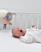 Load image into Gallery viewer, ewan the shushing sheep | Baby Sleep Soother | gray