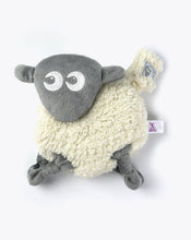 Load image into Gallery viewer, ewan the shushing sheep grey bundle with snuggly