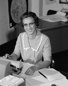 Spotlight on: Katherine Johnson