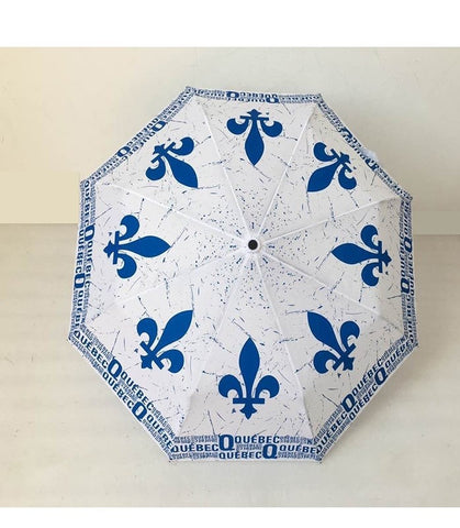 Quebec Vintage Umbrella