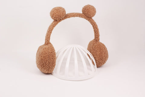 Ear Muff Bear Ears Pre-Packed
