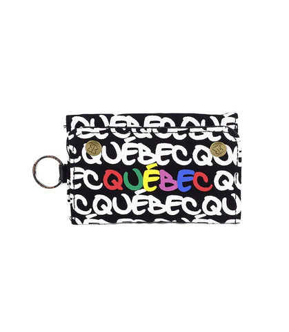 Quebec Folding Wallet