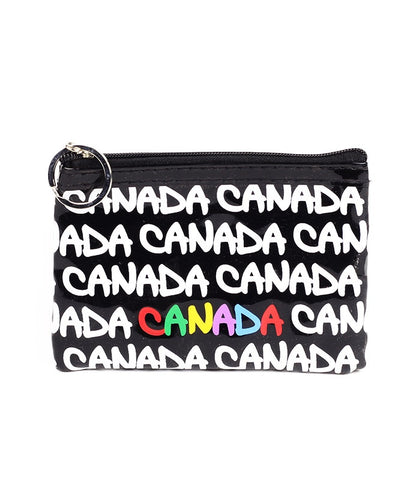 Multi Canada Rectangle Coin Purse