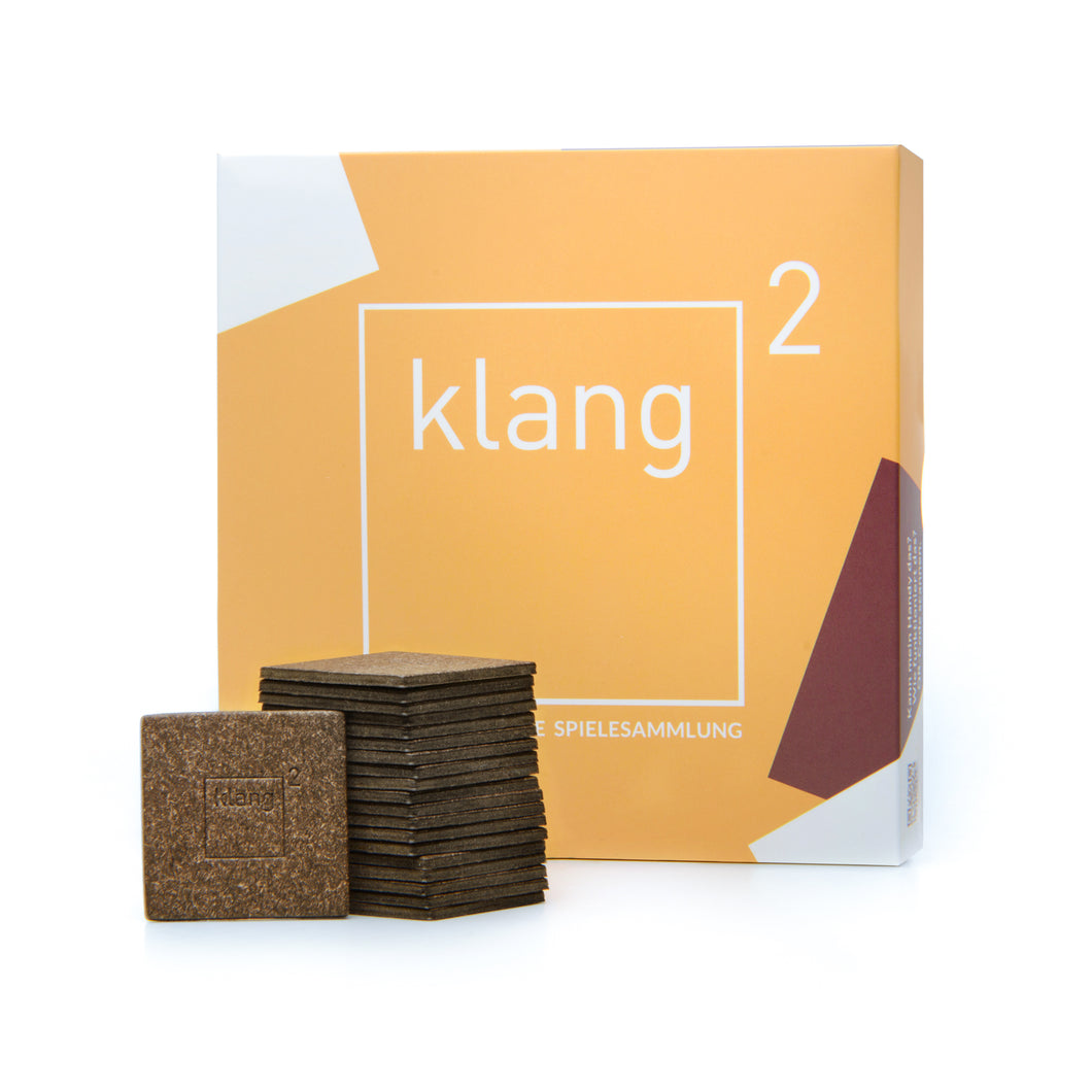 klang² - Buchbinder Edition