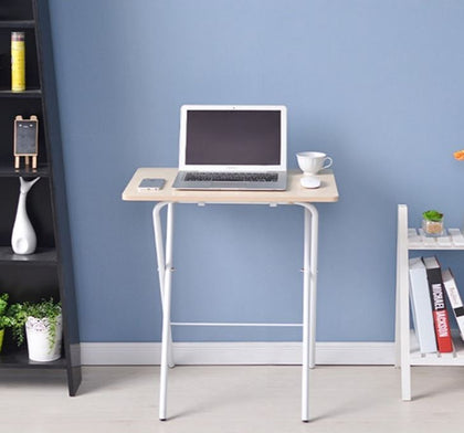 Basic Folding Multi Purpose Laptop Table | 60 x 40cm