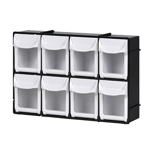 Shuter Ultimate 8 Top Out Bins | 30.3 x 8.7 x 20.3cm