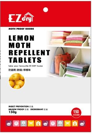 EZ Dry Lemon Moth Repellent | 150g 013095