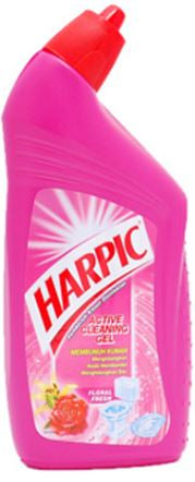 Harpic Toilet Cleaner Floral Fresh (Pink)