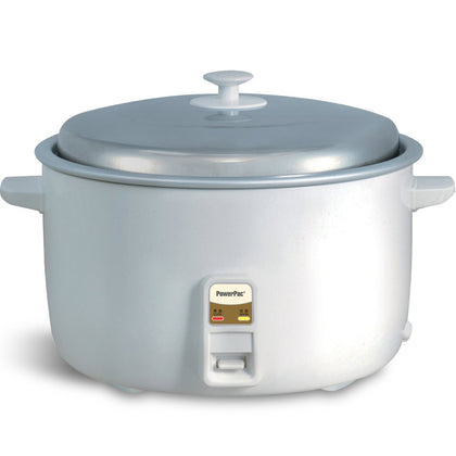 3.6L RICE COOKER WITH ALUMINIUM LID