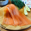 Smoked salmon - Long slices - 500Gr