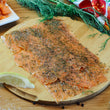 Smoked salmon - Gravlax - from 200Gr