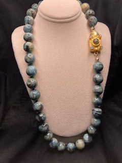Semi-Precious Gemstone Necklace