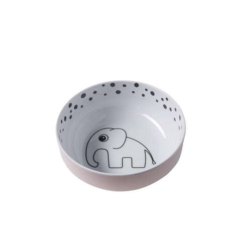 Done by Deer Happy Dots Yummy Bowl - Powder