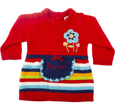 Tuc Tuc Tricot Little Story Dress