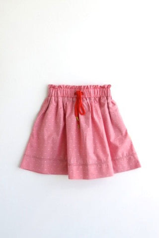 Morgan & Milo Rose Olivia Skirt
