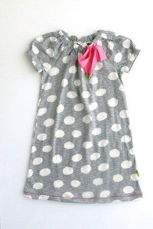 Morgan & Milo Ruby Dress Grey