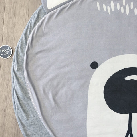 Mister Fly Playmat Bear