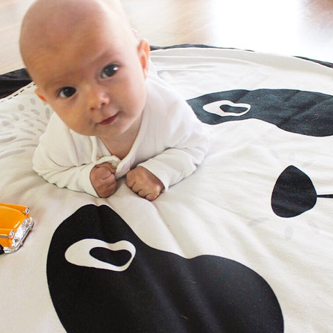 Mister Fly Playmat Panda