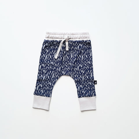 Anarkid AW17 Paint Pants - Ink Navy