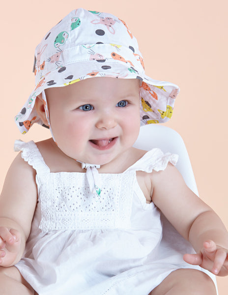 Acorn Summer Bambi Infant Hat