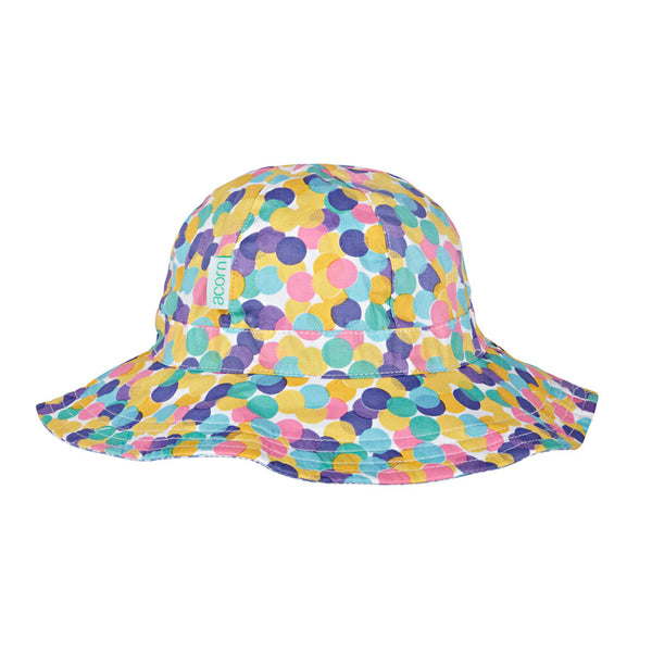 Acorn Summer Confetti Reversible Hat