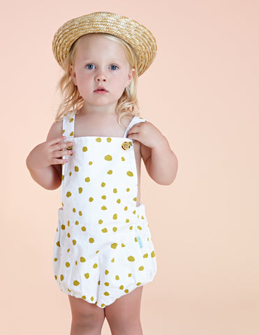 Acorn Summer Golden Day Playsuit