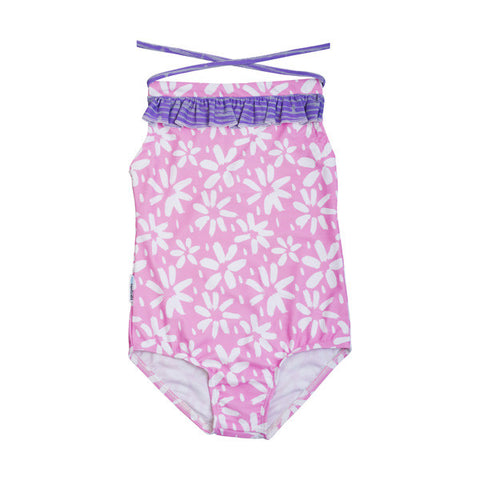 Mini Sandcrabs Swimsuit Summer Floral Hollywood